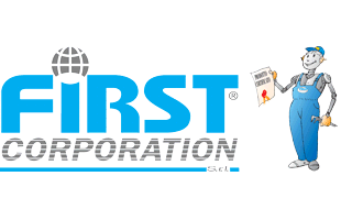 FIRST CORPORATION LOGO