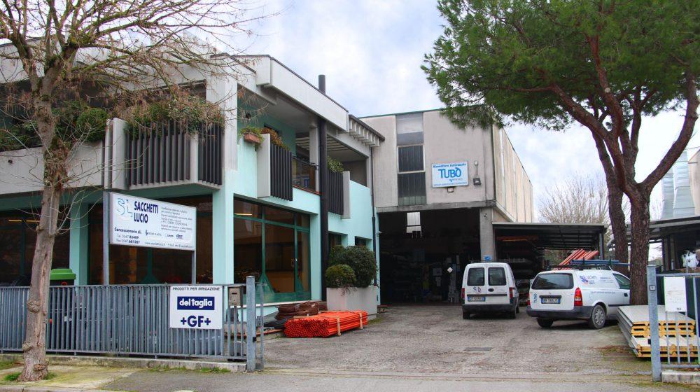 Sacchetti Lucio snc | Materie plastiche per l'edilizia - Cesenatico