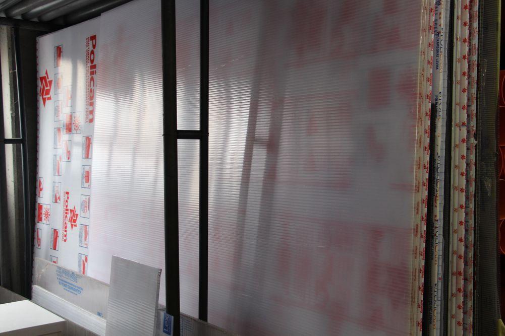 Coperture in materiale plastico - Sacchetti Lucio snc - Servizi e materiale per edilizia - Cesenatico