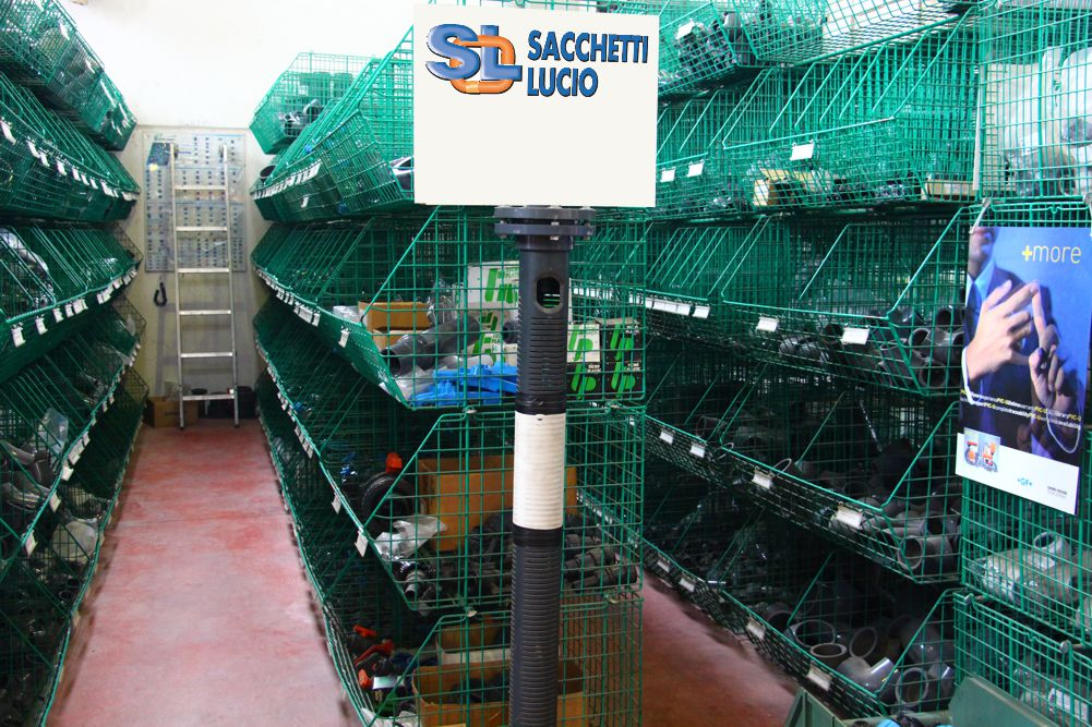 Tubi e raccordi in PVC - Sacchetti Lucio snc - Servizi e materiale per edilizia - Cesenatico